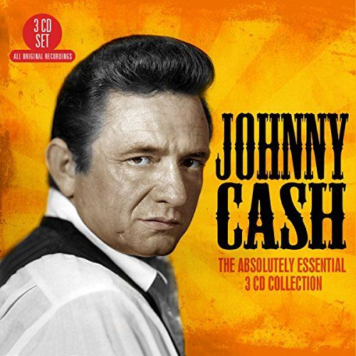 Johnny Cash The Absolutely Essential 3 Cd Collection Cd Amoeba Music