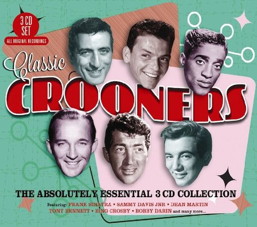 Various Artists Classic Crooners The Absolutely