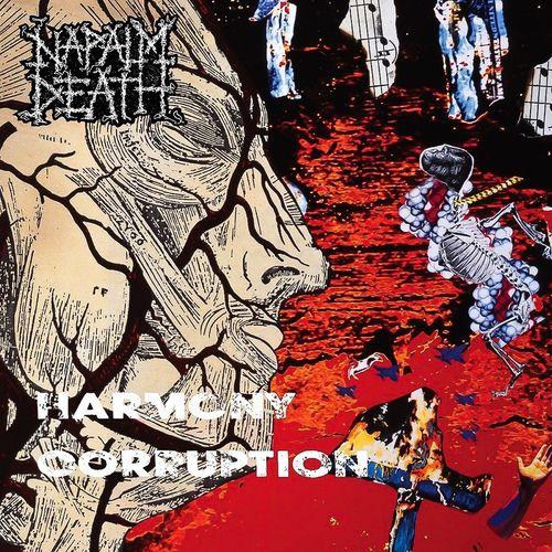Napalm Death Harmony Corruption Vinyl Lp Amoeba Music