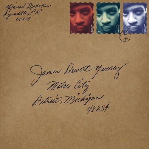 J Dilla Motor City Vinyl Lp Amoeba Music