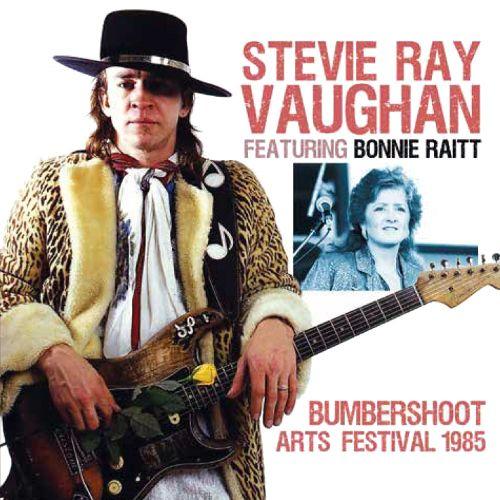 Stevie Ray Vaughan Bonnie Raitt Bumbershoot Arts