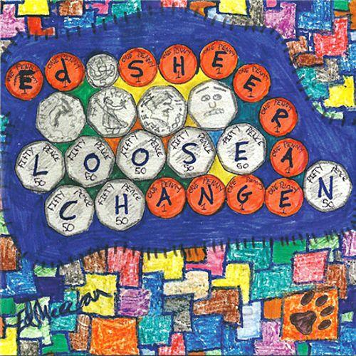 Ed Sheeran Loose Change Vinyl 12 Quot Amoeba Music