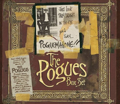 The Pogues Just Look Them Straight In The Eye And Say