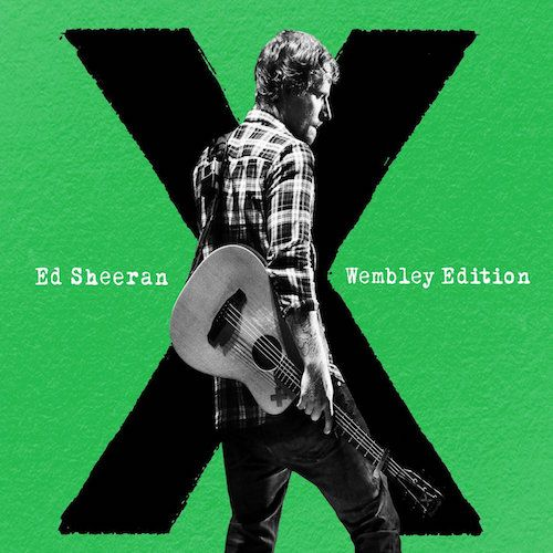 Ed Sheeran - X [Wembley Edition] (CD) - Amoeba Music