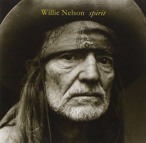 Willie Nelson Spirit Black Friday Gold Vinyl Vinyl Lp