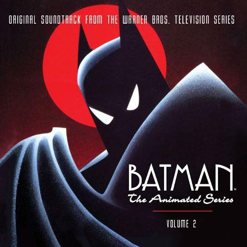 Shirley Walker Batman The Animated Series Volume 2