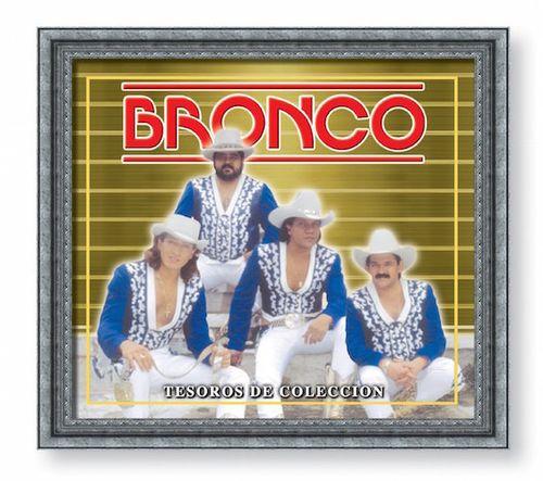 Bronco Tesoros De Coleccion Cd Amoeba Music