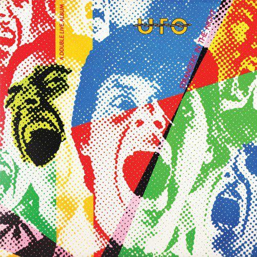 Ufo Strangers In The Night Vinyl Lp Amoeba Music