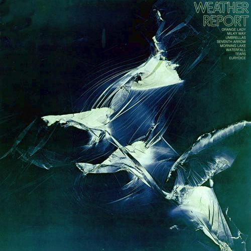 Weather Report Weather Report Vinyl Lp Amoeba Music