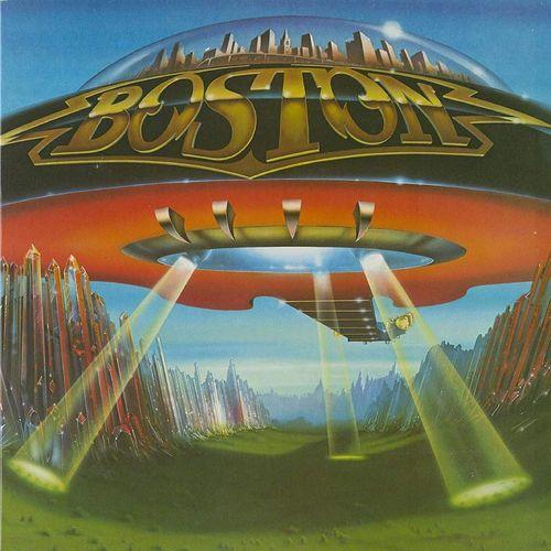 Boston Don T Look Back 180 Gram Blue Amp Black Vinyl