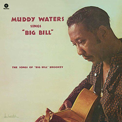 Muddy Waters Muddy Waters Sings Quot Big Bill Quot The Songs