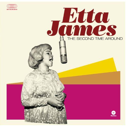 Etta James The Second Time Around 180 Gram Vinyl