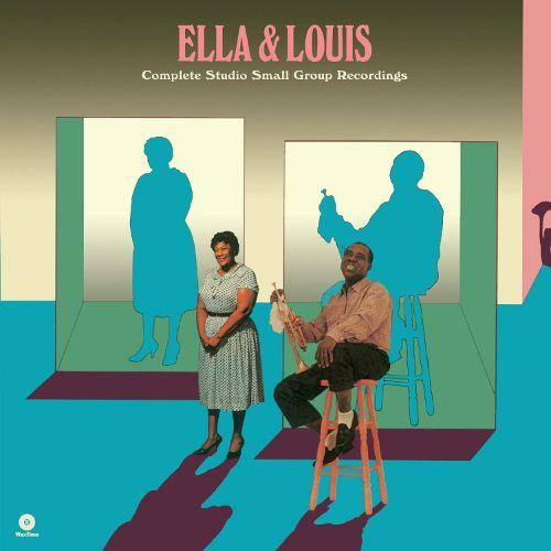 Ella Fitzgerald Louis Armstrong Complete Studio Small