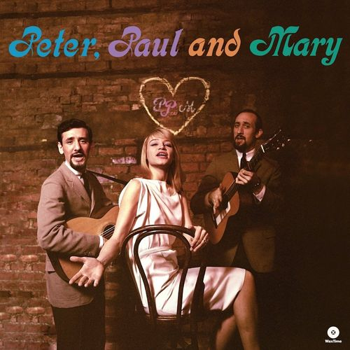 Peter Paul And Mary Peter Paul And Mary Vinyl Lp