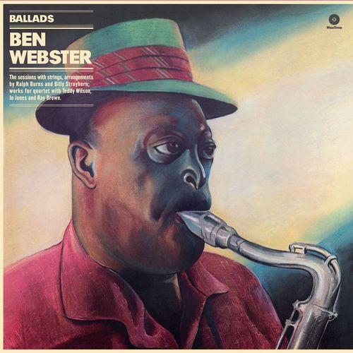 Ben Webster Ballads 180 Gram Vinyl Vinyl Lp Amoeba