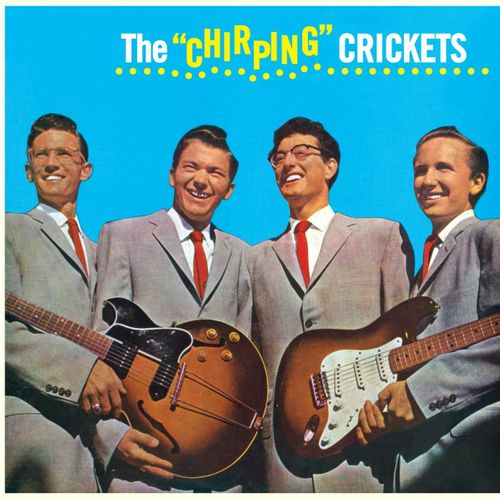 Buddy Holly The Quot Chirping Quot Crickets Yellow Vinyl