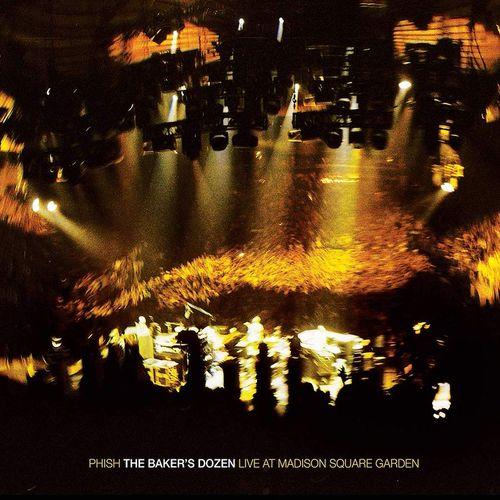Phish The Baker S Dozen Live At Madison Square Garden