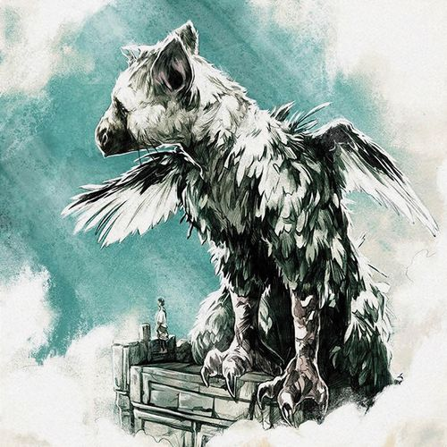 Takeshi Furukawa The Last Guardian Ost Vinyl Lp