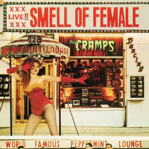 The Cramps Smell Of Female Vinyl Lp Amoeba Music