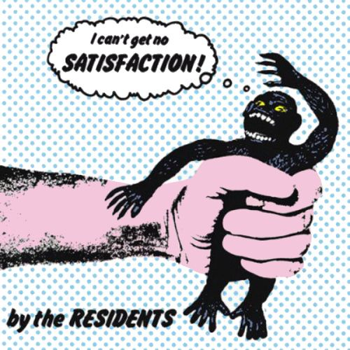 The Residents Satisfaction Record Store Day Vinyl 7