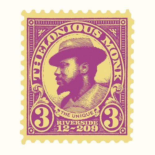 Thelonious Monk The Unique Thelonious Monk 180 Gram