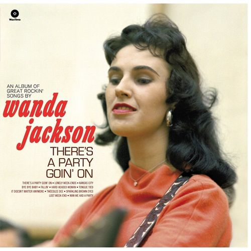 Wanda Jackson There S A Party Goin On Vinyl Lp