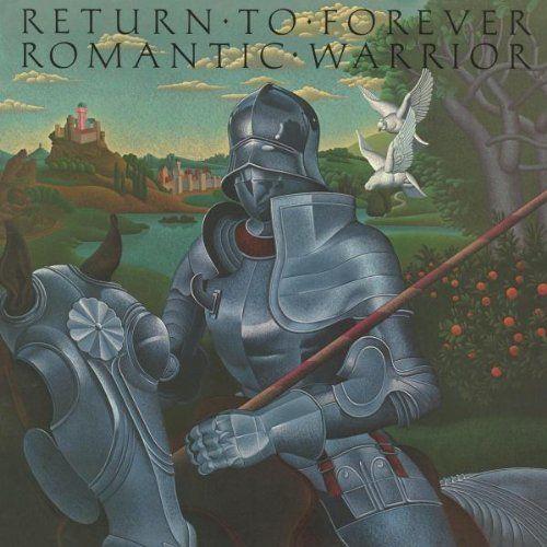 Return To Forever Romantic Warrior 180 Gram Vinyl