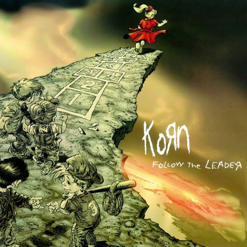 Korn Follow The Leader 180 Gram Vinyl Vinyl Lp