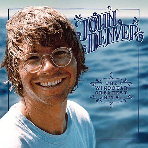 John Denver The Windstar Greatest Hits Vinyl Lp