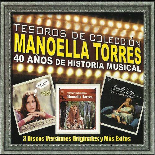 Manoella Torres Tesoros De Colecci 243 N 40 A 241 Os De