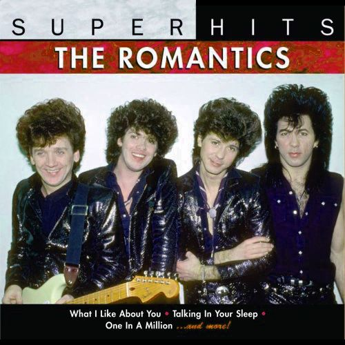 The Romantics Super Hits Cd Amoeba Music