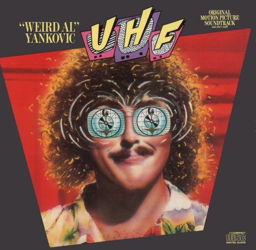 Quot Weird Al Quot Yankovic Uhf Original Motion Picture