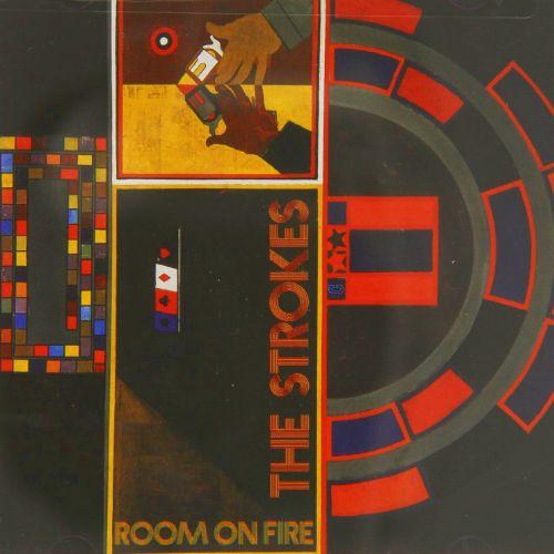 The Strokes Room On Fire Cd Amoeba Music