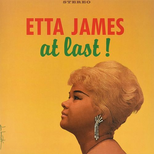 Etta James At Last Bonus Tracks Vinyl Lp Amoeba Music