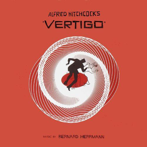 Bernard Herrmann Vertigo Ost Vinyl Lp Amoeba Music