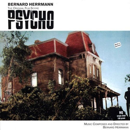bernard herrmann psycho ost vinyl lp amoeba music
