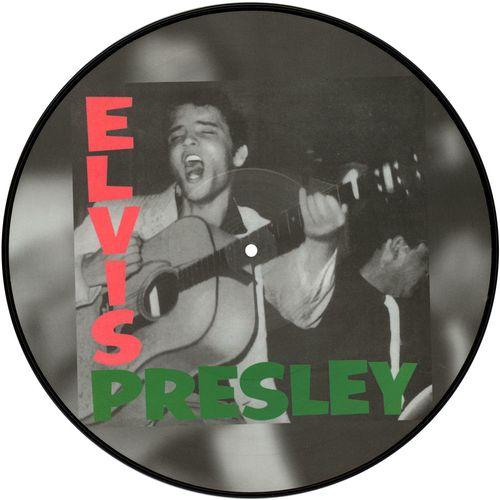 Elvis Presley Elvis Presley Picture Disc Vinyl Lp