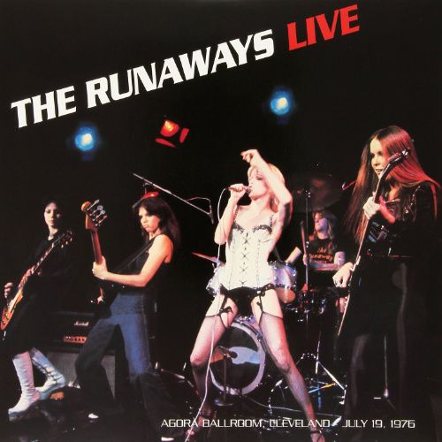 The Runaways Live Agora Ballroom Cleveland July 19