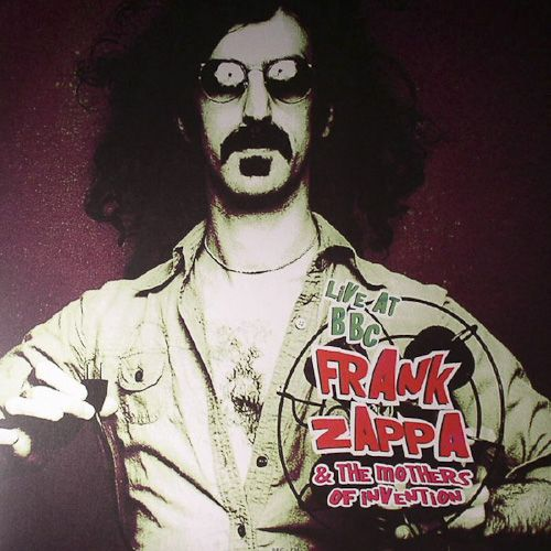 frank zappa the mothers of invention live at bbc vinyl lp amoeba music. Black Bedroom Furniture Sets. Home Design Ideas