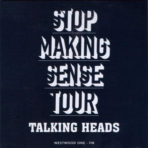 Talking Heads Stop Making Sense Tour Vinyl Lp Amoeba
