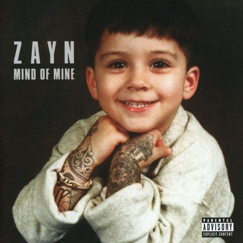 Zayn Malik Mind Of Mine Deluxe Edition Cd Amoeba Music