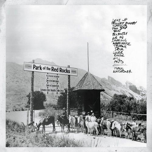 Dave Matthews Band Live At Red Rocks 8 15 95 Vinyl Lp