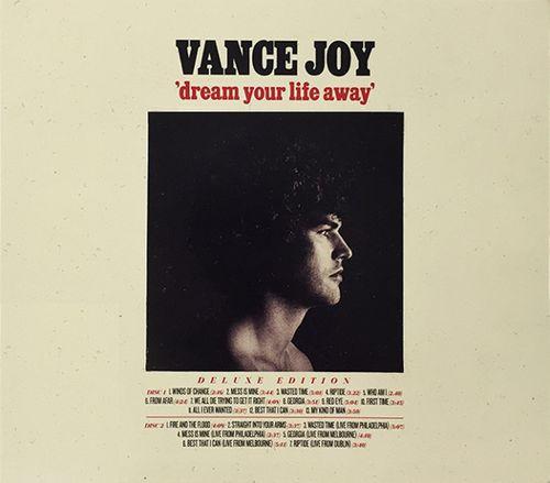 Vance Joy Dream Your Life Away Deluxe Edition Cd