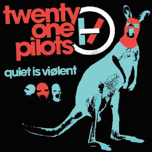 Twenty One Pilots Quiet Is Violent Ep Cd Amoeba Music