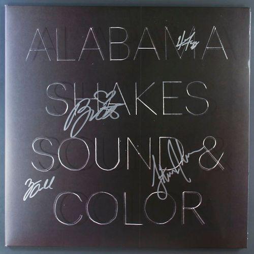 Alabama Shakes Sound Amp Color Deluxe 180 Gram Black