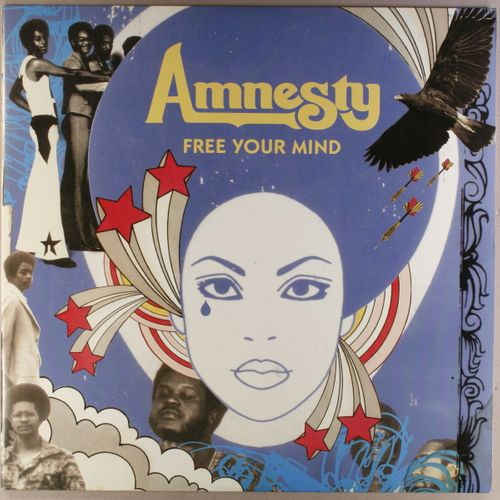 Amnesty Free Your Mind The 700 West Sessions Vinyl Lp