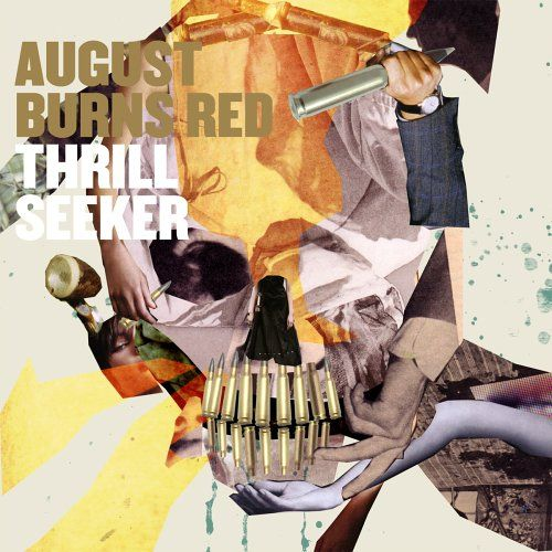 Phantom Sessions Ep August Burns Red: Thrill Seeker [Green Or Gold] [Record
