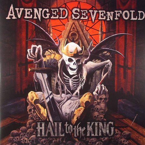 Avenged Sevenfold Hail To The King Vinyl Lp Amoeba Music