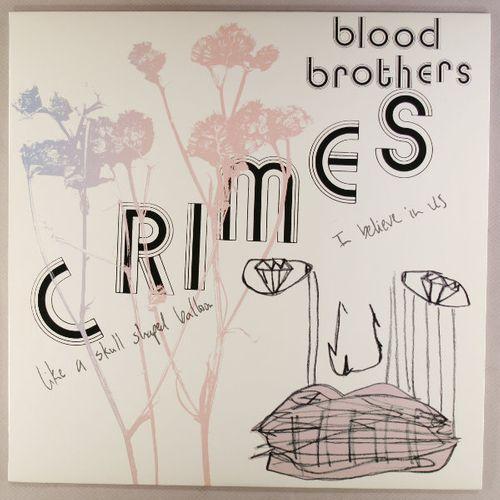 The Blood Brothers Crimes Vinyl Lp Amoeba Music