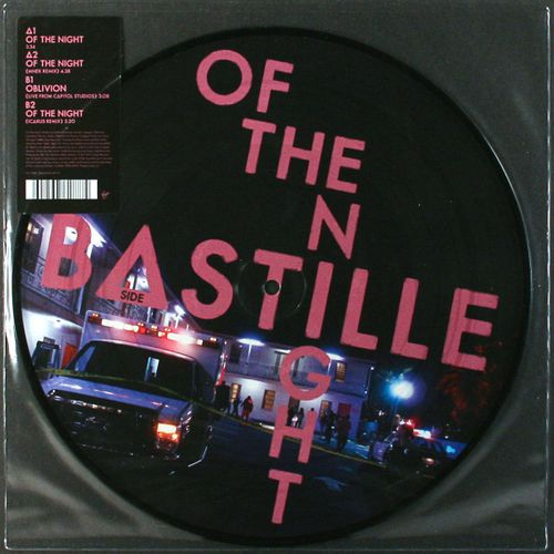 Bastille Of The Night Picture Disc Record Store Day